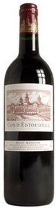 Château Cos D'estournel 2007, Ac St Estèphe Bottle