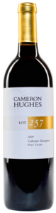 Cameron Hughes Lot 257 Cabernet Sauvignon 2009, Napa Valley Bottle