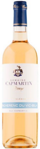 Domaine Capmartin Pacherenc Du Vic Bilh 2011, Ac Bottle