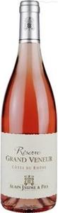 Alain Jaume & Fils Grand Veneur Réserve Côtes Du Rhône Rosé 2012, Ac Bottle