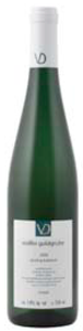 Vollenweider Wolfer Goldgrube Riesling Spätlese 2007, Prädikatswein Bottle
