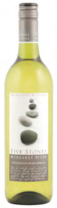 Five Stones Sauvignon Blanc/Semillon (Kpm) 2011, Margaret River, Western Australia Bottle