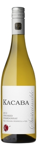 Kacaba Vineyards Unoaked Chardonnay 2012, VQA Niagara Peninsula Bottle