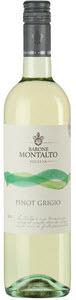 Montalto Pinot Grigio 2012, Sicily Bottle