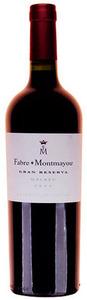 Fabre Montmayou Gran Reserva Malbec 2010, Mendoza Bottle