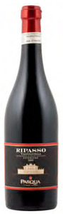 Pasqua Black Label Ripasso Valpolicella Superiore 2010, Doc Bottle