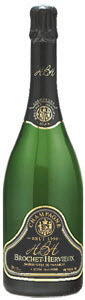 Brochet Hervieux Champagne 1er Cru 1997, Ac Bottle
