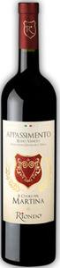 Cantine Riondo Appassimento 2010, Igt Rosso Veneto Bottle