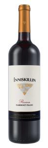Inniskillin Reserve Series Cabernet Franc 2011, VQA Niagara Peninsula Bottle