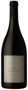 Evening Land Spanish Springs Pinot Noir 2011, Edna Valley, Central Coast Bottle