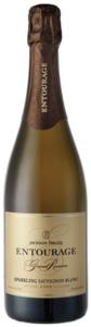 Jackson Triggs Entourage Grand Reserve Sparkling Sauvignon Blanc 2009, VQA Ontario, Méthode Classique Bottle