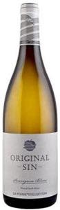 La Vierge Original Sin Sauvignon Blanc 2011, Wo Hemel En Aarde Bottle