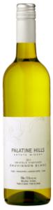 Palatine Hills Neufeld Sauvignon Blanc 2009, Niagara Peninsula Bottle