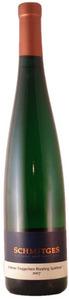 Schmitges Erdener Treppchen Riesling Spätlese 2011, Prädikatswein Bottle