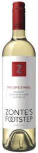 Zonte's Footstep The Love Symbol Savagnin 2010, Langhorne Creek, South Australia Bottle