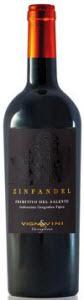 Varvaglione Vigne & Vini Zinfandel 2010, Primitivo Del Salento Igp Bottle