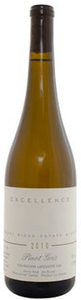 Stoney Ridge Estate Excellence Pinot Gris 2010, VQA Niagara Lakeshore Bottle