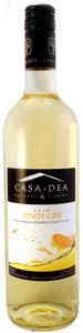 Casa Dea Pinot Gris 2010, VQA Prince Edward County Bottle