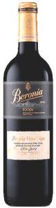 Beronia Viñas Viejas 2010, Doca Rioja Bottle