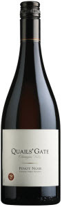 Quails' Gate Stewart Family Reserve Pinot Noir 2011, BC VQA Okanagan Valley Bottle