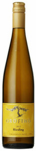 Orofino Riesling 2010, Similkameen Valley Bottle