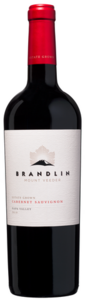 Brandlin Estate Cabernet Sauvignon 2010, Mount Veeder, Napa Valley Bottle
