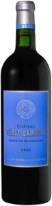 Château Feret Lambert 2009, Ac Bottle