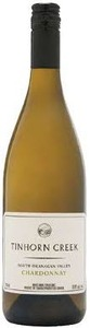 Tinhorn Creek Chardonnay 2012, Okanagan Valley Bottle