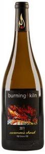 Burning Kiln Cureman's Chard Chardonnay 2011, VQA Ontario Bottle