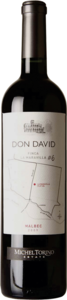 Don David Finca La Maravilla #6 Malbec 2011, Cafayate Valley Bottle