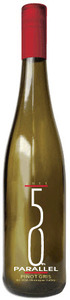 50th Parallel Pinot Gris 2012, BC VQA Okanagan Valley Bottle