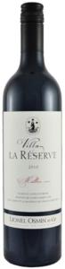 Lionel Osmin & Cie Villa La Réserve Malbec 2010, Igp Comte Tolo Bottle
