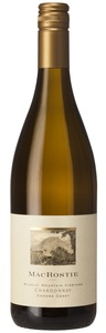 Macrostie Wildcat Mountain Vineyard Chardonnay 2009, Sonoma Coast Bottle