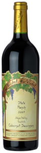 Nickel & Nickel State Ranch Cabernet Sauvignon 2009, Yountville, Napa Valley Bottle