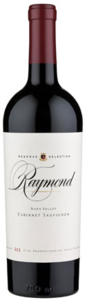 Raymond Reserve Selection Cabernet Sauvignon 2010, Napa Valley Bottle