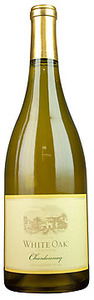 White Oak Chardonnay 2010, Russian River Valley, Sonoma County Bottle