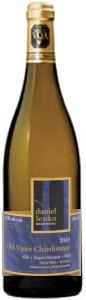 Daniel Lenko Old Vines Chardonnay 2010, VQA Niagara Peninsula, American Oak Bottle