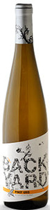 Backyard Vineyards Pinot Gris 2011, Fraser Valley Bottle