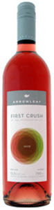 Arrowleaf First Crush Rose 2011, BC VQA Okanagan Valley Bottle
