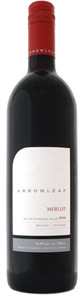 Arrowleaf Merlot 2010, BC VQA Okanagan Valley Bottle