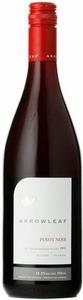 Arrowleaf Pinot Noir 2011, BC VQA Okanagan Valley Bottle