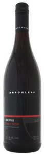 Arrowleaf Solstice Pinot Noir 2008, BC VQA Okanagan Valley Bottle