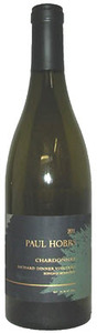 Paul Hobbs Chardonnay 2010, Russian River Valley Bottle
