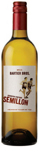 Bartier Bros. Semillon 2011, BC VQA Okanagan Valley Bottle