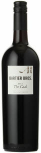 Bartier Bros. The Goal Cerqueira Vineyard 2011, BC VQA Okanagan Valley Bottle