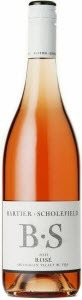 Bartier Scholefield Rosé 2011, VQA Okanagan Valley Bottle