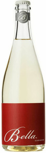 Bella Sparkling East Side Chardonnay 2012, BC VQA Okanagan Valley Bottle