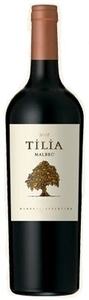 Tilia Malbec 2012, Mendoza Bottle