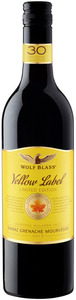 Wolf Blass Yellow Label Ltd. Edition Shiraz Grenache Mourvedre 2012, Barosa Mclaren Vale Bottle