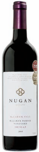 Nugan Estate Mclaren Parish Vineyard Shiraz 2010, Mclaren Vale, South Australia Bottle